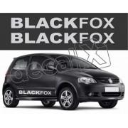 Adesivo Faixas Volkswagen Fox Fp012