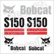 ADESIVOS BOBCAT S150 Decalx