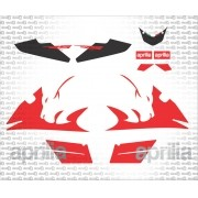 Kit Adesivo Aprilia Rs50 Rs007