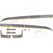 Kit Adesivo Faixa Chevrolet S10 Free Ride S10b03