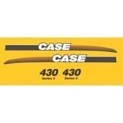Kit Adesivos Case 430 - Decalx
