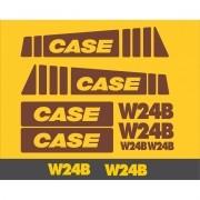 Kit Adesivos Case W24b - Decalx