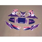 Kit Adesivos Yamaha Dt200r 1997 Azul