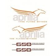 Kit Adesivos Aprilia Pegaso 650