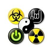 Kit Buttons Símbolos