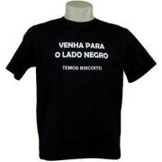 Camiseta Lado Negro