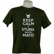 Camiseta Stuna que eu mato - League of Legends