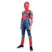 Fantasia Homem Aranha De Ferro Luxo - Avengers - Marvel - Abrakadabra