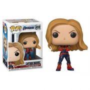 Funko Pop 459 - Capitã Marvel - Avengers