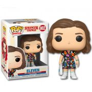 Funko Pop 802 - Eleven - Stranger Things - 3ª Temporada - Lançamento