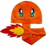 Touca Charmander Cauda - Pokémon