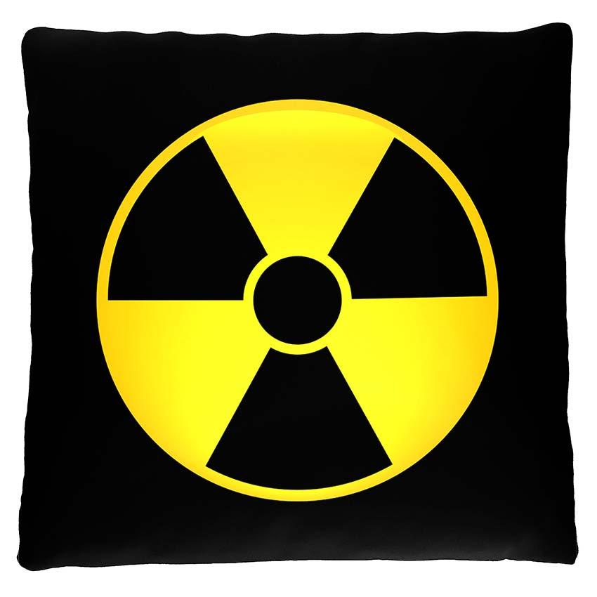 Almofada Radioativo