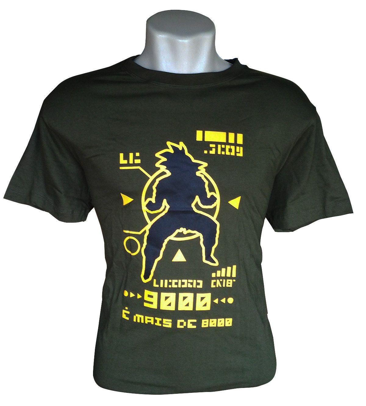 Camiseta É Mais de 8000