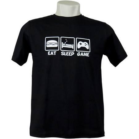 Camiseta Eat Sleep Game