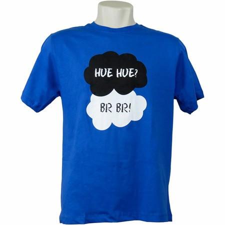 Camiseta Hue Hue Br Br