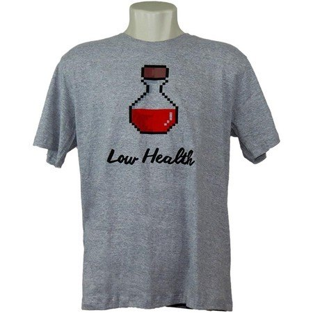 Camiseta Low Health