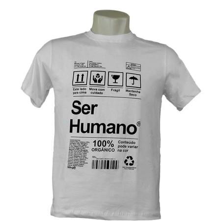 Camiseta Ser Humano
