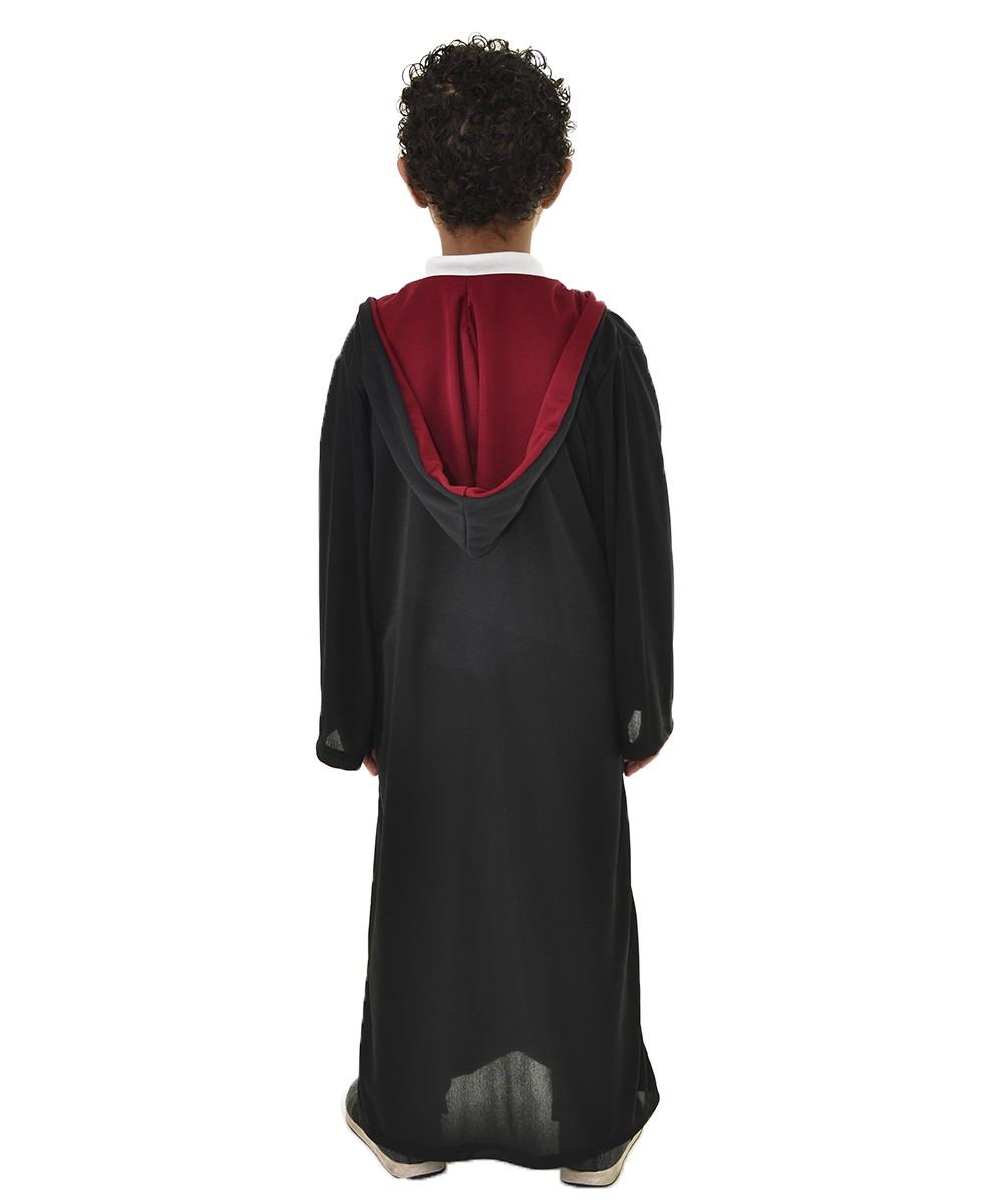 Capa Grifinória + Gravata + Cachecol + Óculos - Fantasia Harry Potter / Hermione