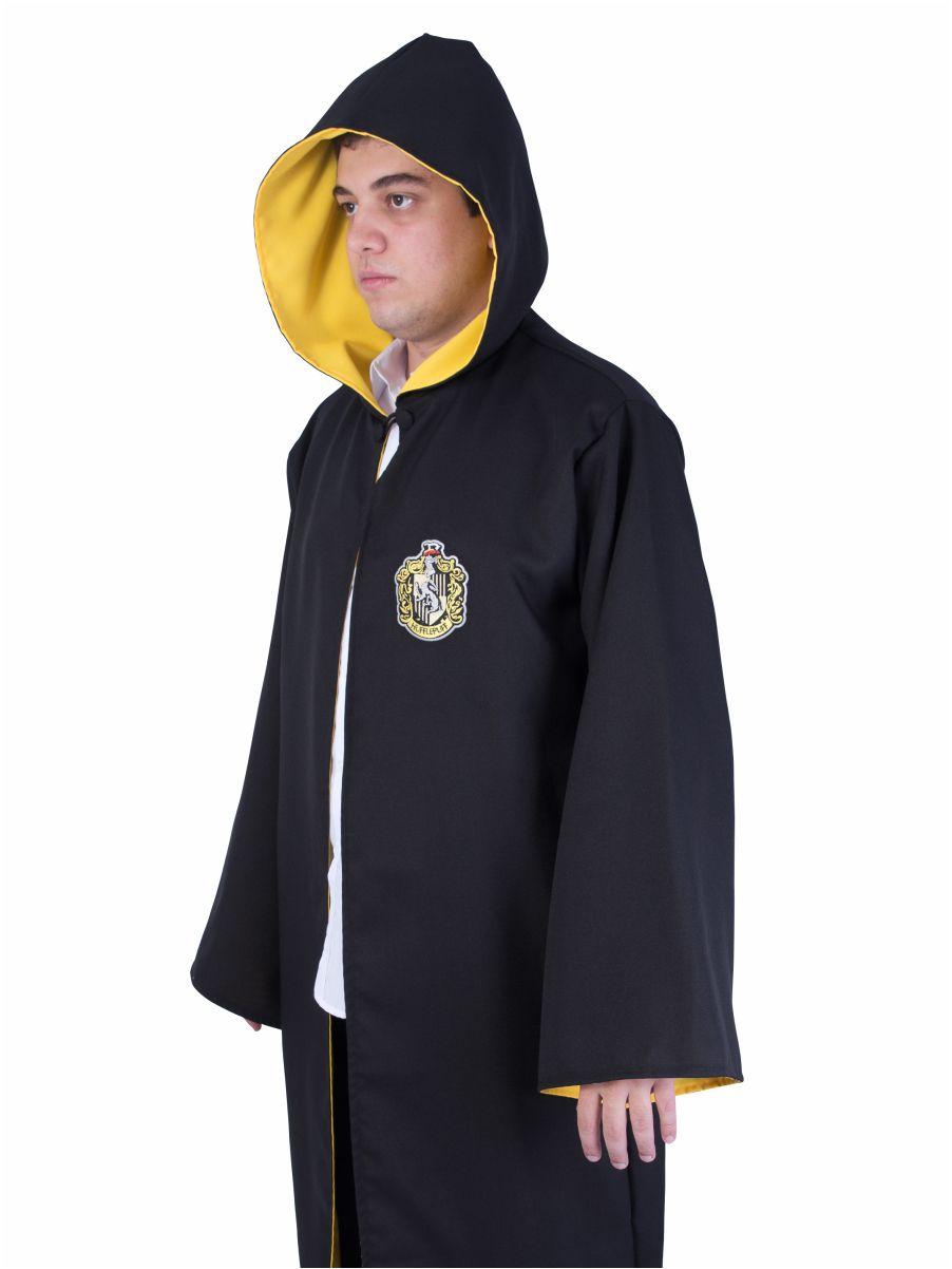Capa / Manto Lufa Lufa - Harry Potter - Cosplay (Fantasia)
