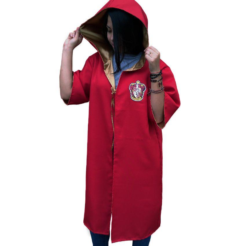 Capa Quadribol Harry Potter Grifinória - Gryffindor
