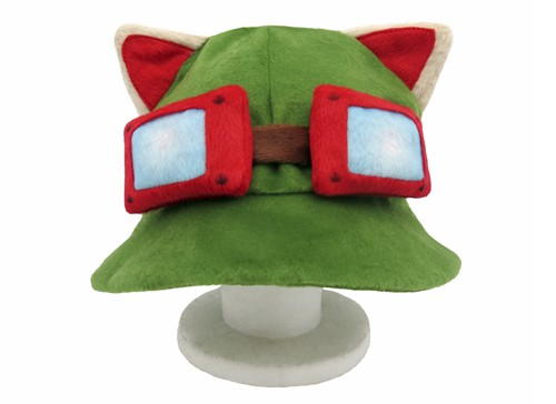 Chapéu do Teemo - League of Legends
