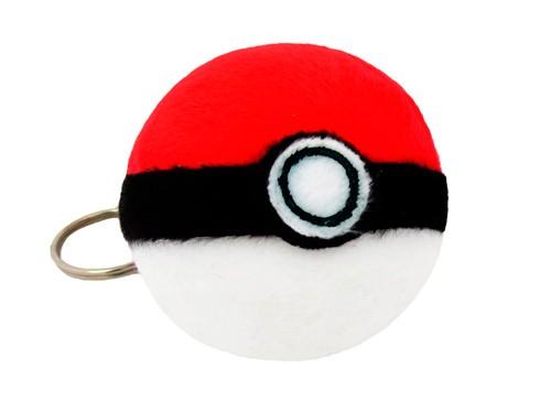 Chaveiro Pokébola - Pokémon