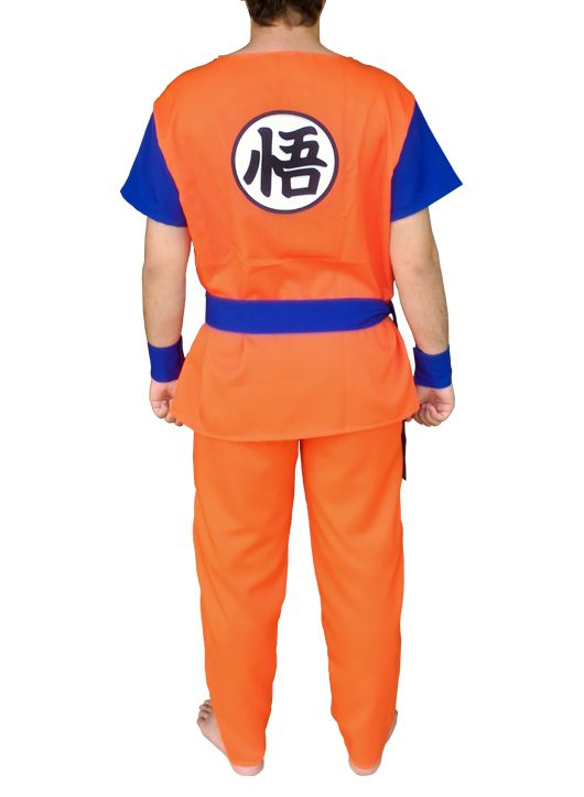 Cosplay Goku - Dragon Ball Z - Cosplay (Fantasia)