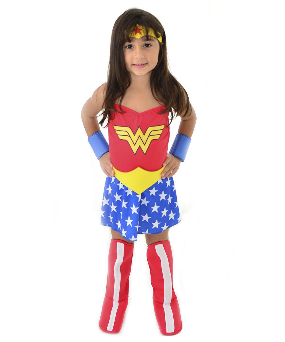 Fantasia Mulher Maravilha Original - Wonder Woman