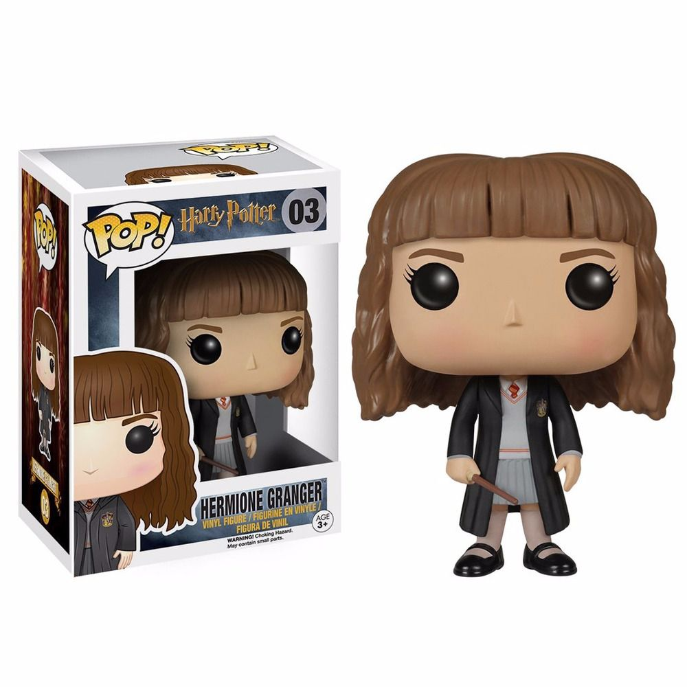 Funko Pop 03 - Hermione - Harry Potter