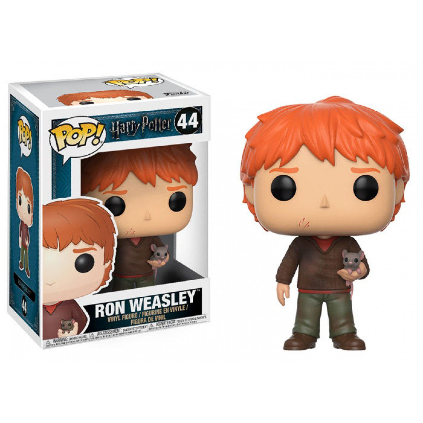 Funko Pop 44 - Rony Weasley - Harry Potter