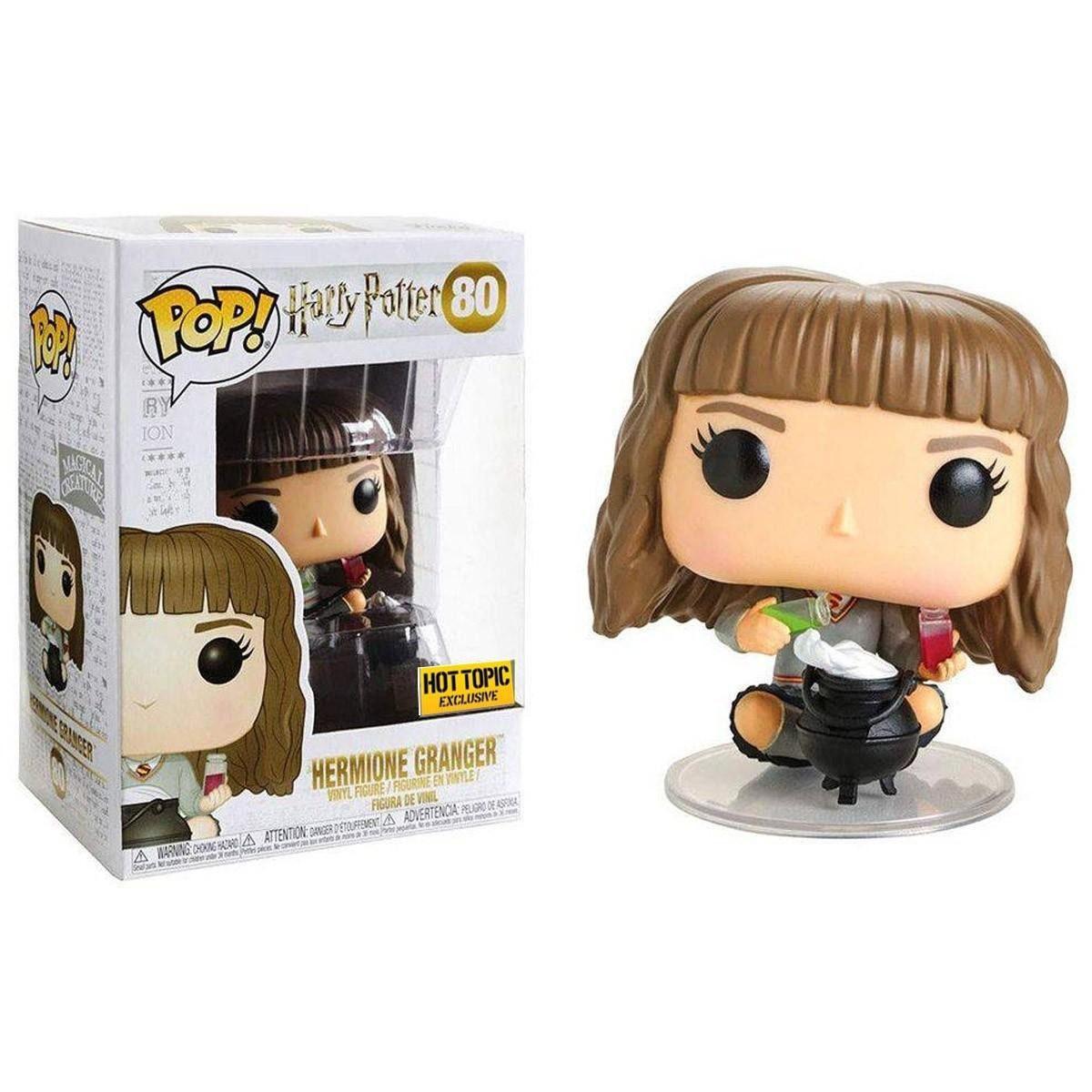 Funko Pop 80 - Hermione Caldeirão - Harry Potter