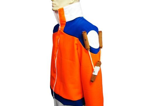 Jaqueta Naruto Clássico - Cosplay