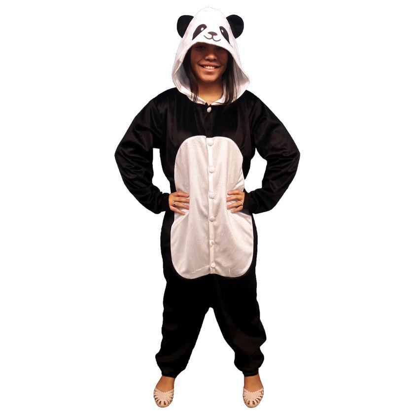 Kigurumi Pijama - Panda