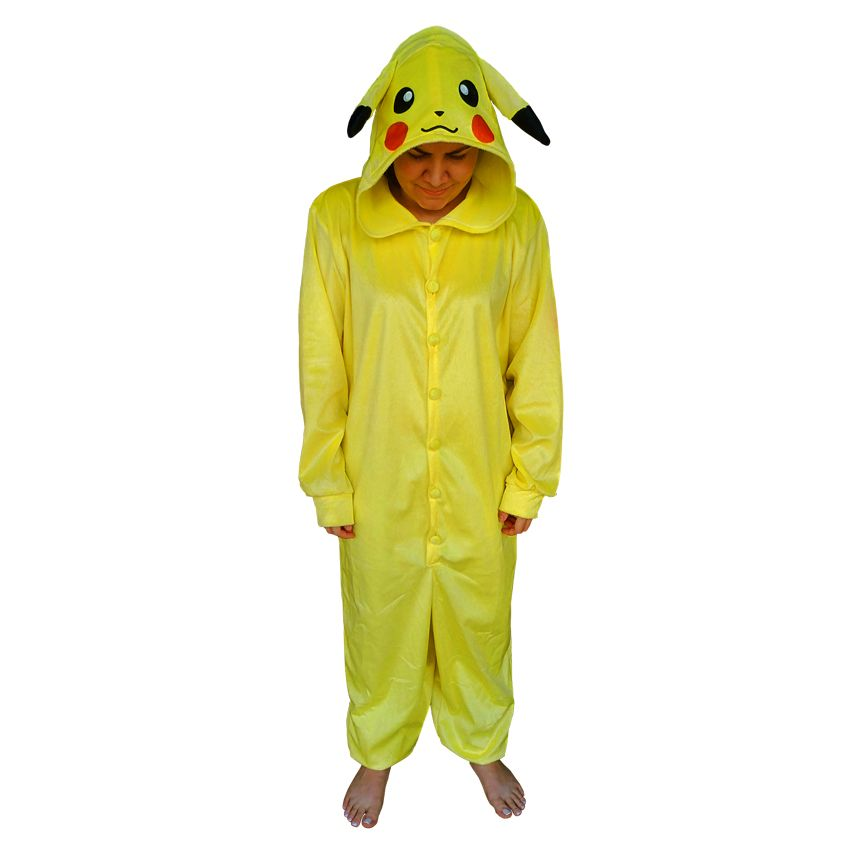 Kigurumi Pijama - Pikachu