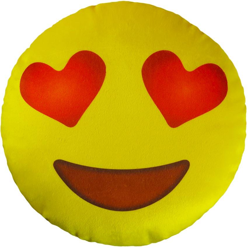 Pelúcia Emoji (Diversas Carinhas)