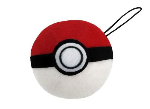 Pelúcia Pokébola - Pokémon