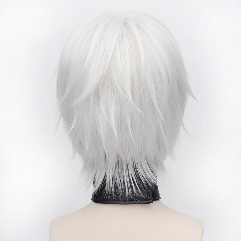 Peruca Kaneki Ken - Tokyo Ghoul