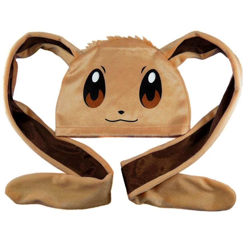 Touca Eevee Orelhão - Pokémon