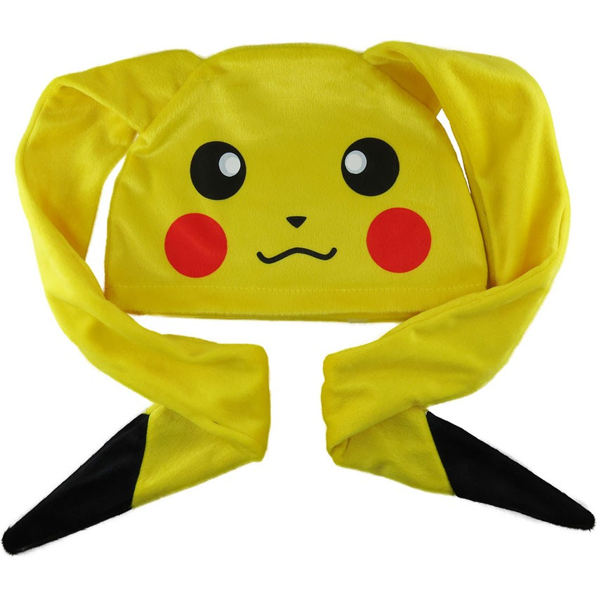 Touca Pikachu Orelhão - Pokémon