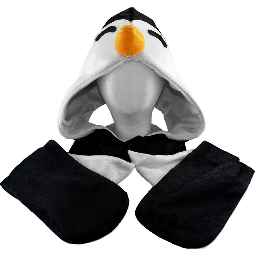 Touca Pinguim Winter