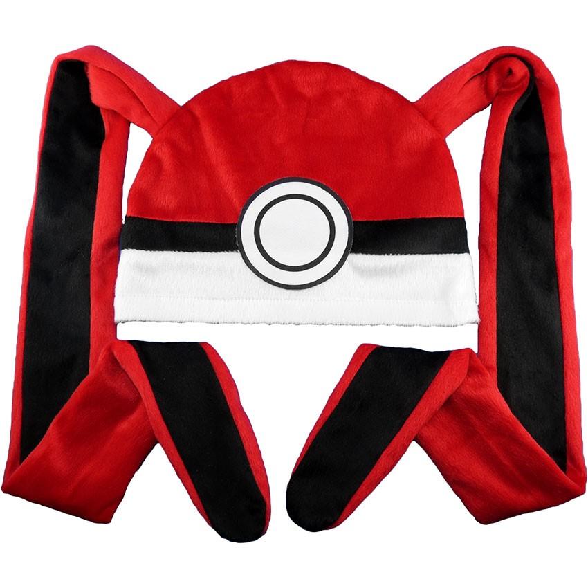 Touca Pokébola Orelhão - Pokémon