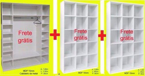2 Expositor: 1 Colméia Cabide A + 1 Colméia B Promo+f.grátis