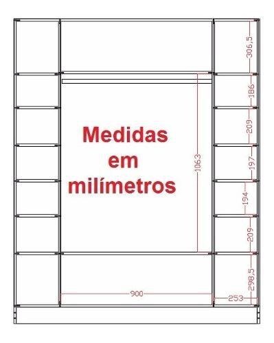 Expositores Loja Roupa Colméia Cabideiro Arara - 4 peças - Magia Móveis