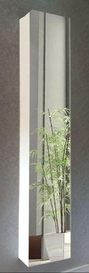 Porta Jóias Com Espelho P/ Bijouterias Cremes - Bety