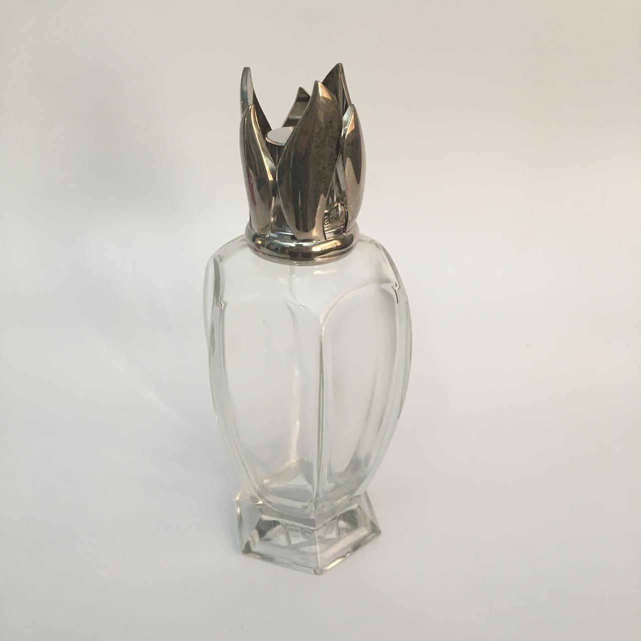 Lamparina Athena Transparente 19cm 280ml