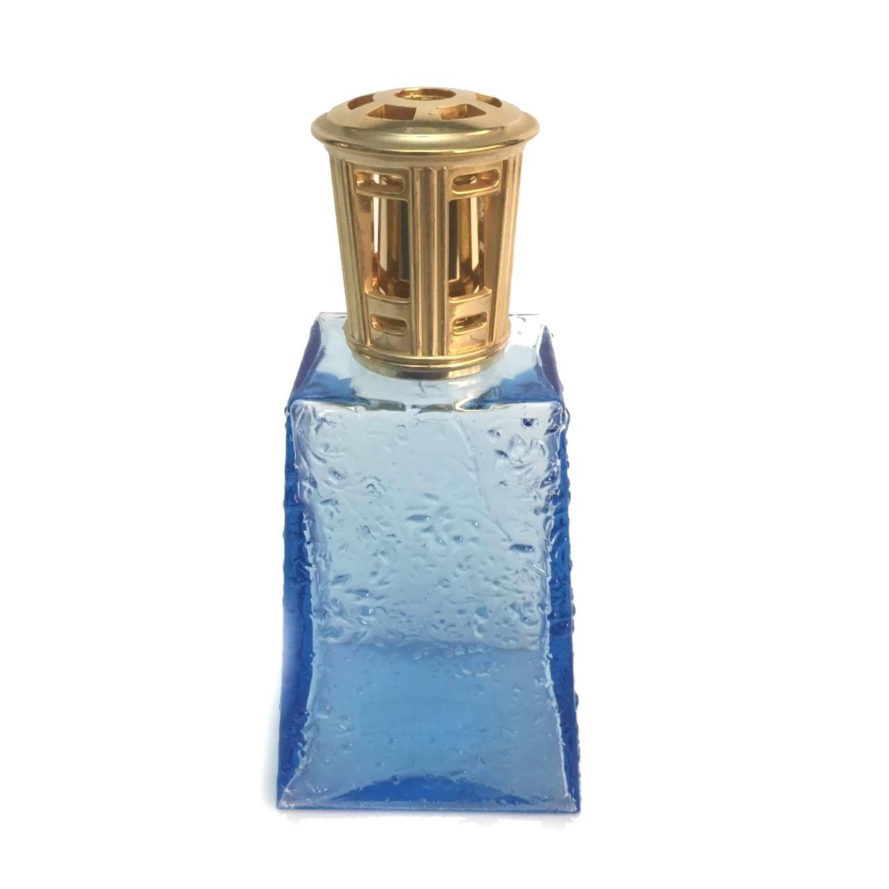 Lamparina Ottoman Bleue 18cm 315ml