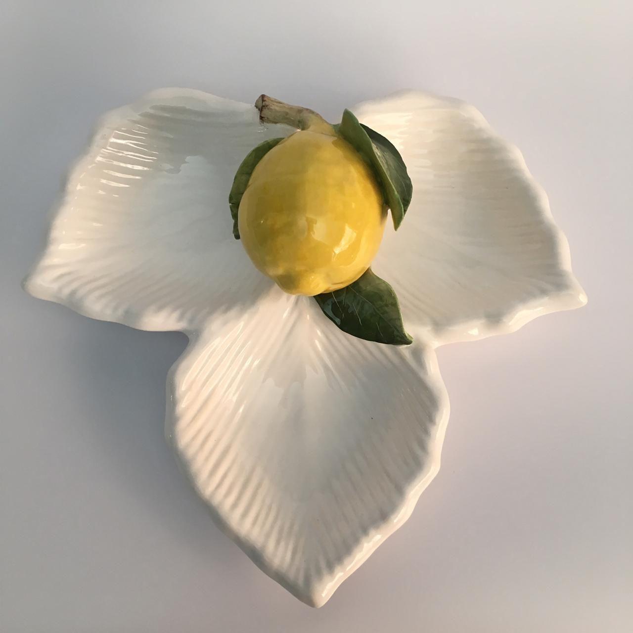 Petisquerira branca 3 folhas de limão  A 10 C 26,5 L 28 Zanatta casa