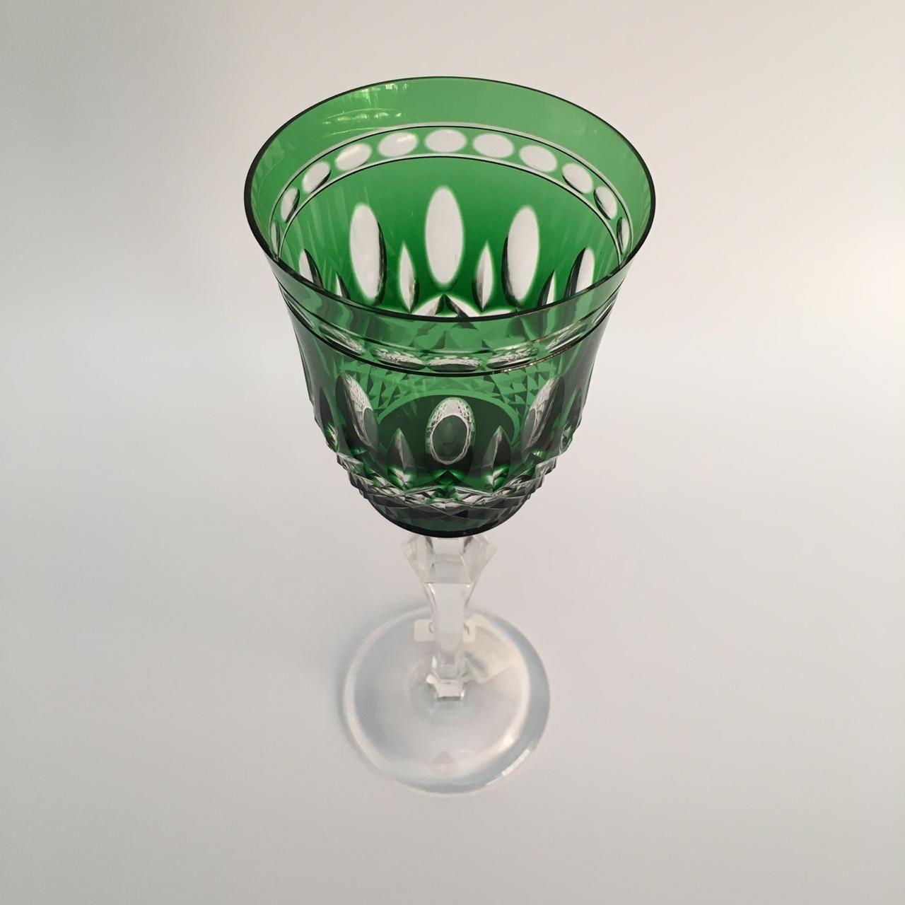 Taca vinho branco cristal, Strauss