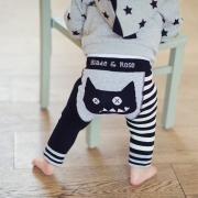 Baby Legging Gato maluco - Blade and Rose