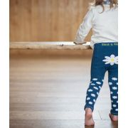 Baby Legging Margarida Azul - Blade and Rose *** blue ***